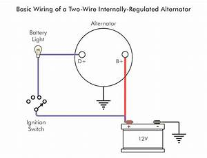 Gm 1 Wire Alternator Wiring