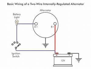 Gm 1 Wire Alternator Wiring