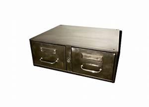 Casier A Tiroir : meuble casiers industriel ~ Teatrodelosmanantiales.com Idées de Décoration