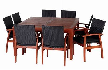 Outdoor Furniture Table Dining Transparent Chair Clipart