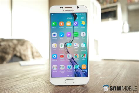 android galaxy s6 galaxy s6 android 6 0 marshmallow update revealed in
