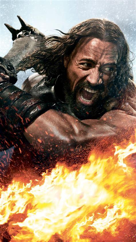 Hercules (2014) Phone Wallpaper | Moviemania
