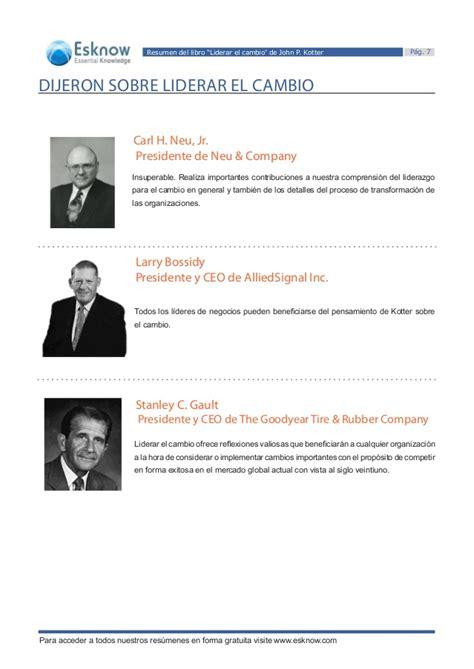 Kotter The Leadership Factor by Liderar El Cambio Con Video Y Audio 1210641509564252 9 1