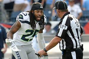 Richard Sherman and the Seahawks defense both melt down ...