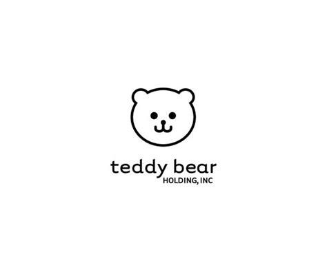 Teddy Bear Logo Design