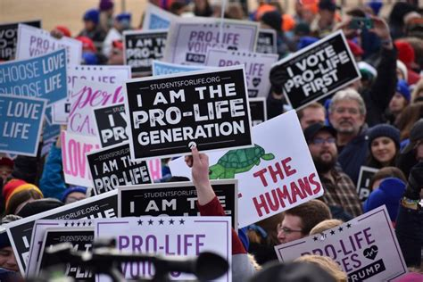March for Life 2021 announces: 'We are asking all ...