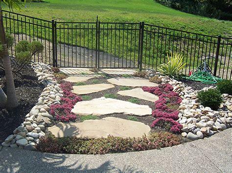 landscaping natural outdoor design  rock landscaping