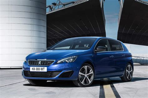 Peugeot 308 Gt Line 40 Widescreen Car Wallpaper