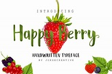 Happy Berry By jorsecreative | TheHungryJPEG.com