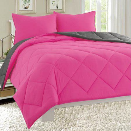 soft pink comforter dayton size 2 reversible comforter set soft