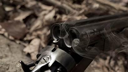 Smoking Barrels Shotgun Shotguns Background Deviantart Walther