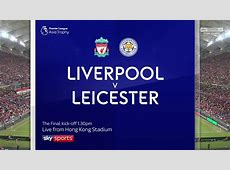Soccer Full Download Leicester City vs Liverpool