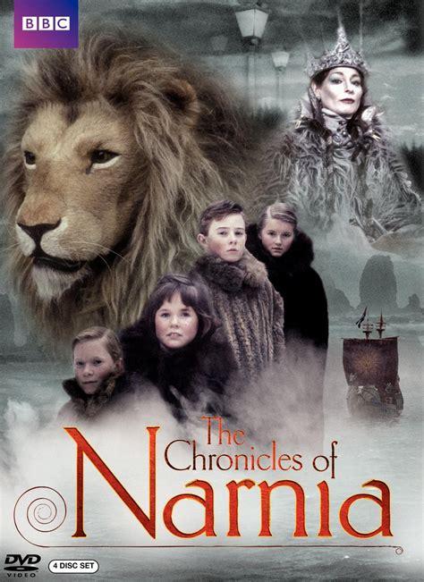 chronicles  narnia  disc set   reg
