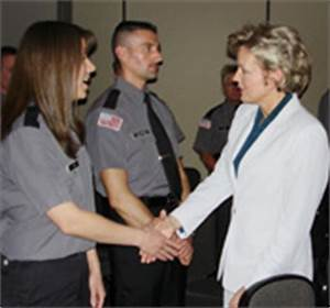 CORRECTIONS - Governor Granholm attends Corrections ...