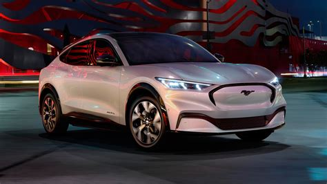 ford mustang mach  electric suv price release date
