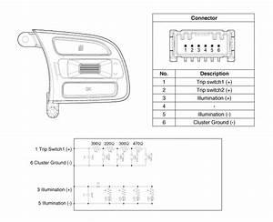 Kia Niro   Audio Remote Control Schematic Diagrams   Audio