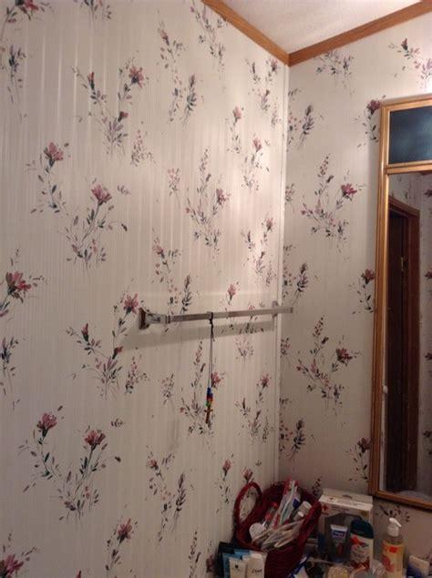 painting bathroom walls  mobile home