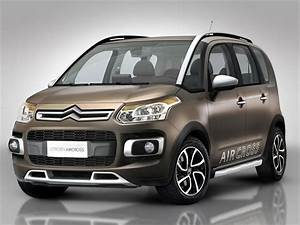 Citro U00ebn C3 Aircross 1 6i Exclusive My Way  2012