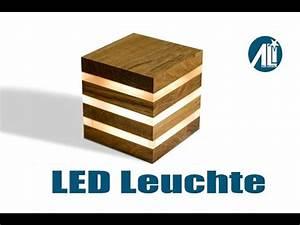 Led Flaschen Beleuchtung Selber Bauen : led leuchte selber bauen kompakt und mobil youtube ~ Watch28wear.com Haus und Dekorationen
