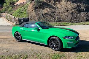 2019 Ford Mustang EcoBoost Convertible Review: Strange, Indeed | Automobile Magazine