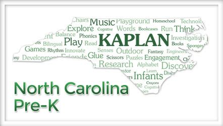 carolina pre kindergarten resources kaplan early 438 | North Carolina prek