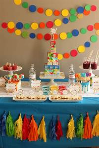 Splatter Paint Party for Kids!