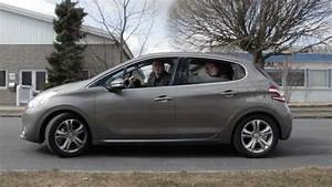 Peugeot 208  Allure  1 2 Vti  82 Hk - 2013 Review