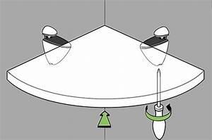 Etagere Sans Trou : comment poser une tag re d angle leroy merlin ~ Zukunftsfamilie.com Idées de Décoration