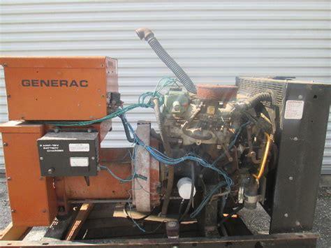 generac kva generator cng natural gaspropane lpg standby  ph kw