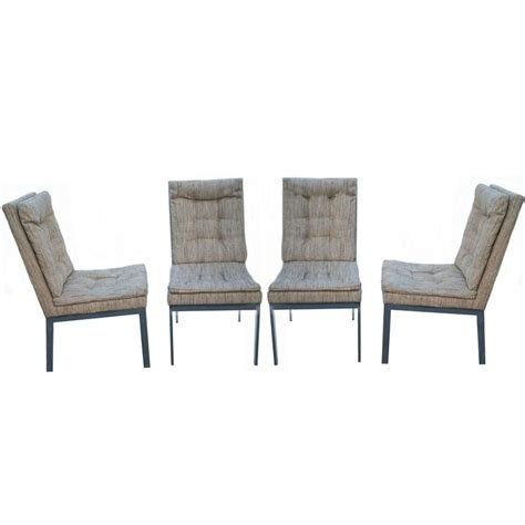 milo baughman dining chairs for design institute of