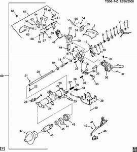 2014 Savanna Steering Column W  Tilt  U0026 Active