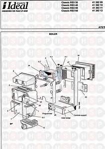 Ideal Classic Rs3 40  Boiler  Diagram