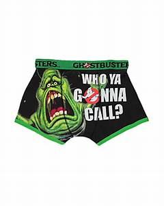 Ghostbusters Boxer Shorts Men George At ASDA