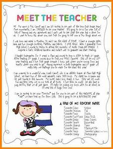 Sample Of Cover Letters For A Resume 4 Teacher Introduction Letter To Parents Template