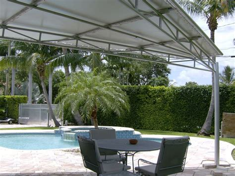 residential awnings canopies miami awning company