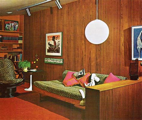house and home decor highlights from the 1970 practical encylopedia of