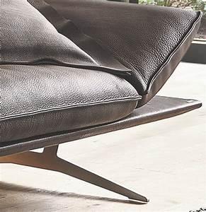 sublime canape design en cuir epais de taureau evanspmultra With canapé cuir taureau