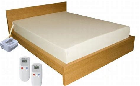 Self Heating Bed by Chilibed A Self Heating Mattress For A Constantly Warm