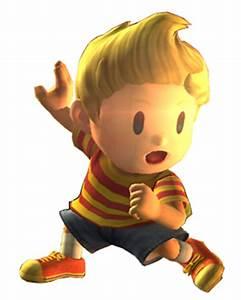 Image Lucas Earthboundpng Fantendo Nintendo Fanon