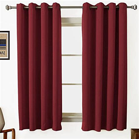 wine colored curtains burgundy maroon wine colored window curtains