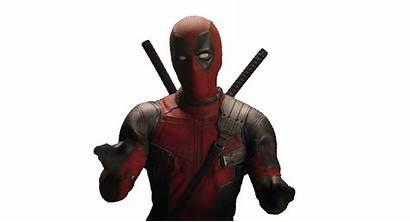 Deadpool Reynolds Ryan Sticker 20thcenturyfox Marvel Giphy