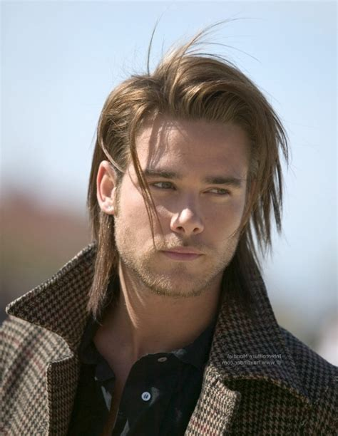semi long mens hairstyles haircut styles for long hair men semi long mens hairstyle