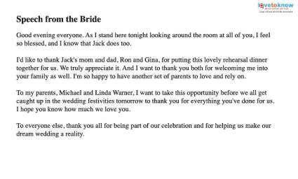 wedding speech ideas best bridal shower speech 99 wedding ideas