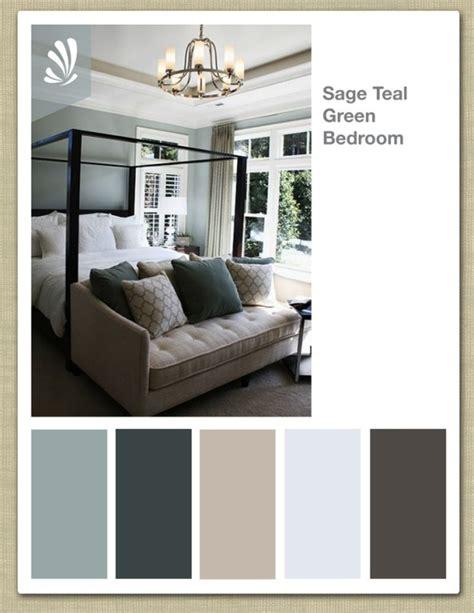 sage cream oil gray  teal green color palette