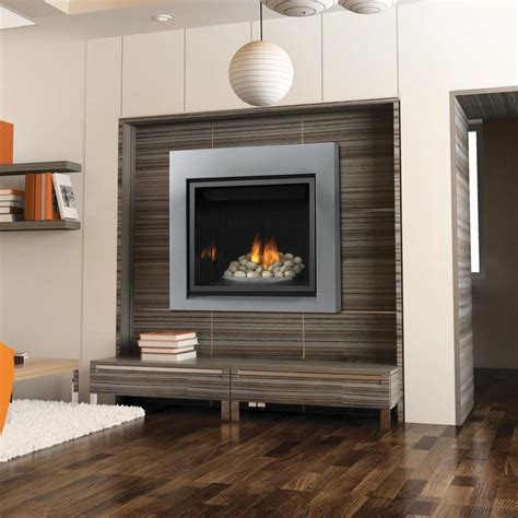 Napoleon Hd35 Clean Face Fireplace Down Right Cozy