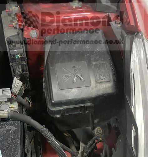 Renault Clio Fuse Box Price by Renault Clio 4 Mk4 All Models Fuse Box Cover Carbon Fibre