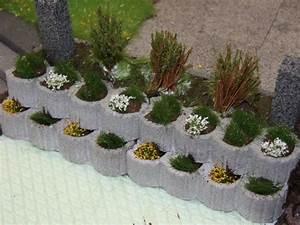 Obi Pflanzkübel Beton : miniaturbeton im agrarmodellbau 1 32 ~ Watch28wear.com Haus und Dekorationen