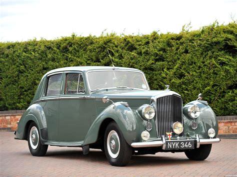 Fotos De Bentley R-type Standard Saloon 1952