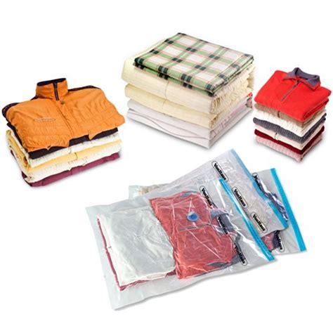 aspirateur accessoires vonhaus 12 sacs de rangement gain de place pour v 234 tement