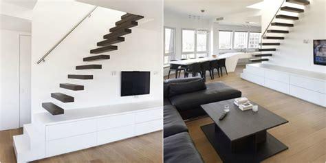 bureau gain de place design aménagement sous escalier idées pour utiliser au mieux l